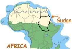 Sahara in Africa