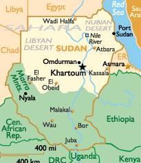 Sudan climate