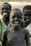 Boys in southern Sudan